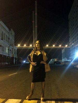 индивидуалка Транси Юлия (Хабаровск)